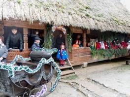 Театралізована казкова екскурсія «Святий Миколай у гаю»