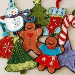 Майстер-клас Новорічна прикраса для батьків та веселі розваги для діточок