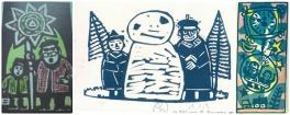 Конкурс різдвяно-новорічної листівки від музею Леопольда Левицького