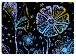 Майстер-клас Космічні квіти