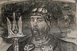 Майстер-клас Рисунок вуглем і екскурсія Образи князів