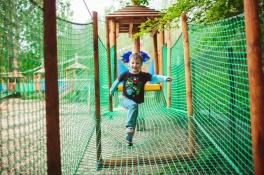 Дитячий парк Маленька Скандинавія
