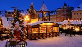 Різдвяний тур Києвом від Україна-тур