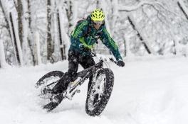 Відкриті змагання Snow bike 2016