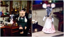 Лялькова вистава Чарівні ліки або чому кіт не з'їв мишку